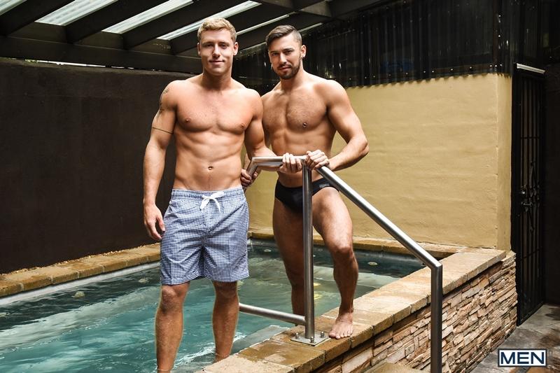 Justin Matthews and Shane Jackson