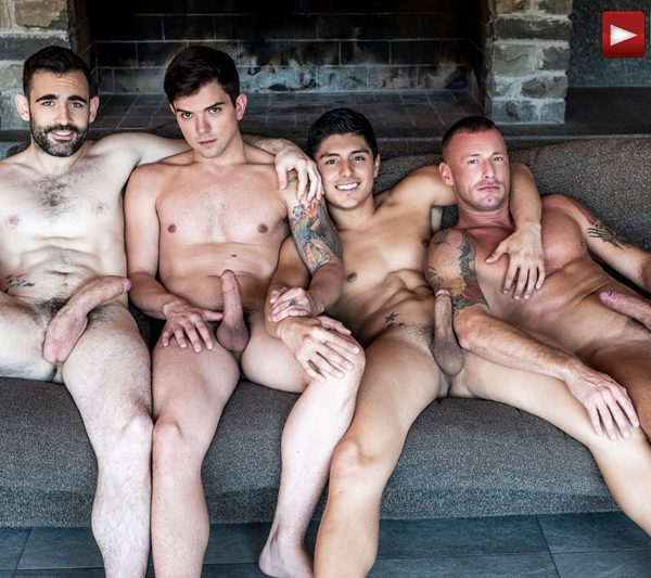 Dakota Payne, Ken Summers, Logan Rogue, Max Arion