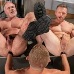 FFPD – Fist Fuck Police Department – Brian Bonds and Dale Savage and Josh Mikael